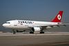 TC-JDC Airbus A310-304 c/n 537 Athens-Hellenikon/LGAT/ATH 20-09-00 (35mm slide)