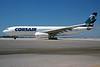 F-HBIL Airbus A330-243 c/n 320 Athens-Hellenikon/LGAT/ATH 23-09-00 (35mm slide)