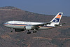 "5B-DAQ Airbus A310-203 ""Cyprus Airways"" c/n 300 Athens-Hellenikon/LGAT/ATH 20-09-00 (35mm slide)"