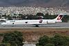 HB-IUP Douglas MD-83 c/n 49856 Athens-Hellenikon/LGAT/ATH 20-09-00 (35mm slide)