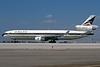 N807DE McDonnell-Douglas MD-11F c/n 48478 Athens-Hellenikon/LGAT/ATH 23-09-00 (35mm slide)