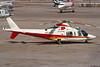 SX-HTO Agusta A-109C c/n 7671 Athens-Hellenikon/LGAT/ATH 20-09-00 (35mm slide)