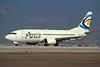 "F-GNFC Boeing 737-36E ""Aeris"" c/n 26315 Athens-Hellenikon/LGAT/ATH 24-09-00 (35mm slide)"