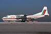 "LZ-BAE Antonov An-12BP ""Balkan Bulgarian Airlines"" c/n 402001 Athens-Hellenikon/LGAV/ATH 21-09-00 (35mm slide)"