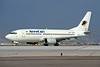 "UR-GAG Boeing 737-335B ""AeroSvit Airlines"" c/n 24238 Athens-Hellenikon/LGAT/ATH 25-09-00 (35mm slide)"