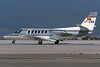 VT-KMB Cessna 550 Citation S/II c/n S550-0135 Athens-Hellenikon/LGAT/ATH 19-09-00 (35mm slide)