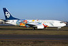 "ZK-NGA Boeing 737-33R c/n 28873 Sydney-Kingsford Smith/YSSY/SYD 02-05-99 ""Millenium"" (35mm slide)"