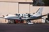 VH-IJQ Cessna 441 Conquest II c/n 441-0174 Canberra/YSCB/CBR 15-04-99 (35mm slide)