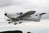 21-AEL Dyn'Aero MCR-01 ULC Banbi c/n 284 Avernas/EBAV 25-08-13