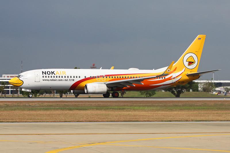 HS-DBL Boeing 737-8AS c/n 33593 Bangkok-Don Mueang/VTBD/DMK 09-01-16