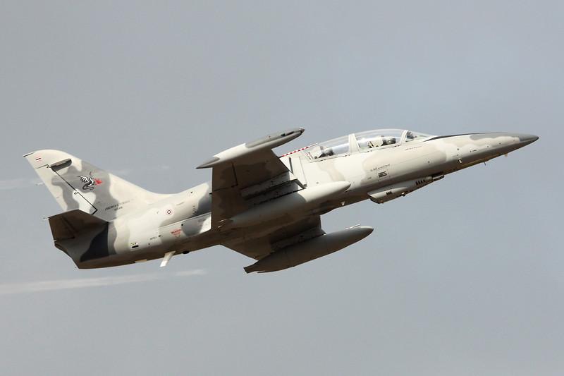 "B.KhF1-14/37 (40108) Aero Vodochody L-39 ZA/ART Albatros ""Royal Thai Air Force""  c/n 365416 Bangkok-Don Mueang/VTBD/DMK 09-01-16"