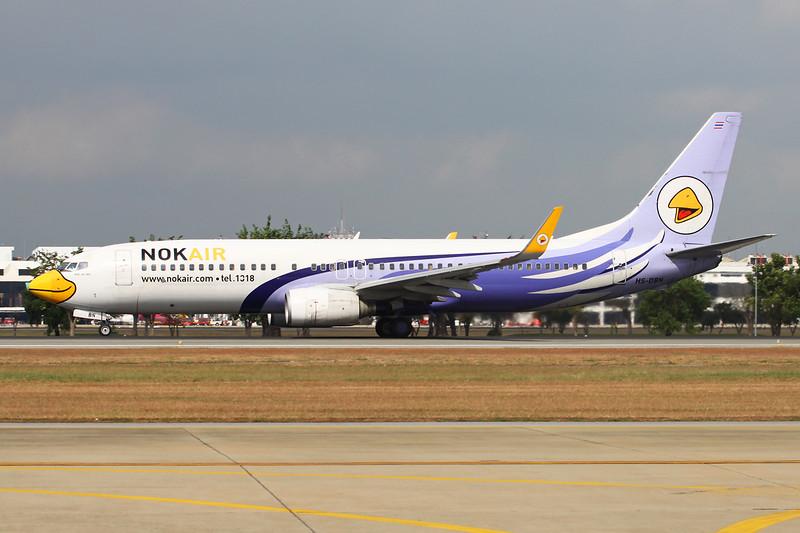HS-DBN Boeing 737-8AS c/n 33597 Bangkok-Don Mueang/VTBD/DMK 09-01-16