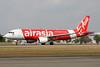 """HS-BBE Airbus A320-216 """"Thai AirAsia"""" c/n 5703 Bangkok-Don Mueang/VTBD/DMK 09-01-16"""