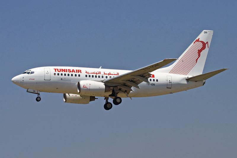 TS-ION Boeing 737-6H3 c/n 29499 Barcelona-El Prat/LEBL/BCN 28-06-08