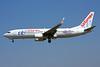 "EC-JNF Boeing 737-85P c/n 33977 Barcelona-El Prat/LEBL/BCN 29-06-08 ""Mutua Madrilena"""