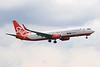 """UR-SQJ Boeing 737-96NER """"SkyUp Airlines"""" c/n 35225 Brussels/EBBR/BRU 12-06-20"""