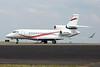 OO-LUM Dassault Falcon 7X c/n 04 Brussels/EBBR/BRU 12-06-20