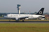 """9A-CTI Airbus A319-112 c/n 1029 Brussels/EBBR/BRU 22-05-18 """"Star Alliance"""""""
