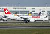 HB-JBF Bombardier CS-100 c/n 50015 Brussels/EBBR/BRU 26-03-17