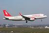 "CN-NMJ Airbus A320-214 ""Air Arabia Maroc"" c/n 6896 Brussels/EBBR/BRU 26-03-17"