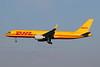 """G-DHKB Boeing 757-256PCF """"DHL Worldwide Courier Express"""" c/n <a href=""""https://www.ctaeropics.com/search#q=c/n%2029312"""">29312 </a> Brussels/EBBR/BRU 27-04-21"""