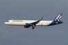 SX-NAA Airbus A321-271NX c/n 9553 Brussels/EBBR/BRU 19-12-20