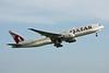 A7-BBG Boeing 777-2DZ(LR) c/n 36101 Brussels/EBBR/BRU 04-06-19