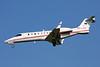 OO-LFS Learjet 45 c/n 45-018 Brussels/EBBR/BRU 07-07-13