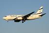 4X-EKD Boeing 737-758 c/n 29960 Brussels/EBBR/BRU 07-07-13