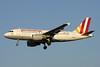 D-AKNO Airbus A319-112 c/n 1147 Brussels/EBBR/BRU 07-07-13