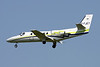 G-FJET Cessna 550 Citation II c/n 550-0419 Brussels/EBBR/BRU 07-07-13