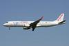EC-LKX Embraer Emb-195-200LR c/n 19000437 Brussels/EBBR/BRU 07-07-13