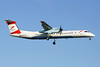 "OE-LGC de Havilland Canada DHC-8Q-402 c/n 4026 Brussels/EBBR/BRU 27-05-13 ""Brussels Airlines titles"""