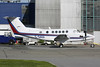 C-GAUI Beech 200 Super King Air c/n BB-853 Vancouver/CYVR/YVR 28-04-14