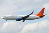 C-FYLC Boeing 737-8BK c/n 33029 Toronto/CYYZ/YYZ 01-05-14