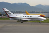 C-GLIG Hawker-Siddley HS.125-700A c/n 257149 Vancouver/CYVR/YVR 30-04-14
