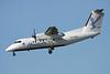 """C-FYDH de Havilland Canada DHC-8-102 """"Hawkair"""" c/n 083 Vancouver/CYVR/YVR 29-04-14"""