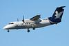 """C-FCJE de Havilland DHC-8-102 """"Hawkair"""" c/n 165 Vancouver/CYVR/YVR 30-04-14"""