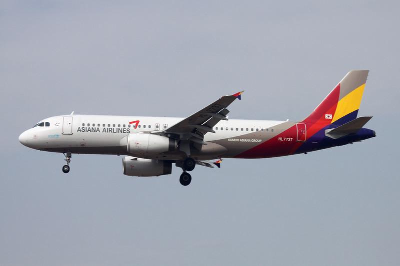 HL7737 Airbus A320-232 c/n 2397 Xi'an/ZLXY/XIY 12-11-12