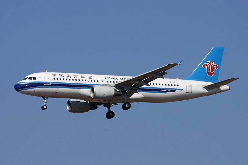 B-6776 Airbus A320-214 c/n 4671 Xi'an/ZLXY/XIY 11-11-12