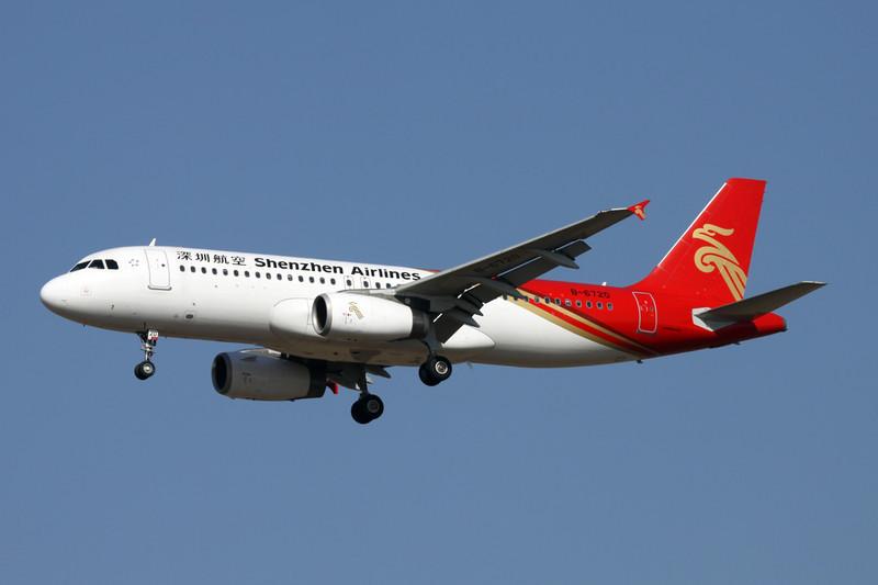 B-6720 Airbus A320-232 c/n 4474 Xi'an/ZLXY/XIY 11-11-12