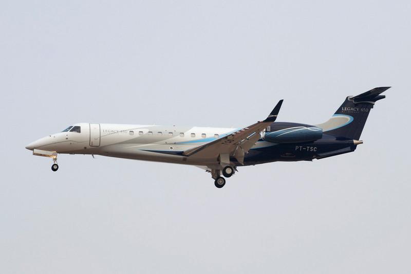 PT-TSC Embraer ERJ-135BJ Legacy 650 c/n 14501149 Beijing-Capital/ZBAA/PEK 09-11-12