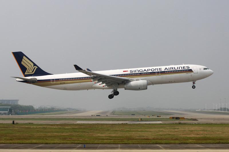 9V-STQ Airbus A330-343X c/n 1149 Guangzhou/ZGGG/CAN 14-11-12