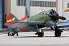 EC-JRK (CM-249) Polikarpov I-16 Type 24 c/n 2421039 Cuatro Vientos/LECU 06-04-08