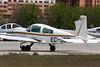 EC-DER American Aviation AA-5A Cheetah c/n 0629 Cuatro Vientos/LECU 06-04-08