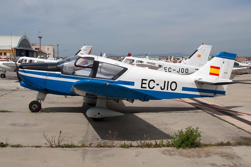EC-JIO Robin R.1180TD Aiglon c/n 254 Cuatro Vientos/LECU 06-04-08