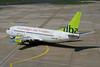 """D-ADIG Boeing 737-3L9 """"DBA"""" c/n 26441 Dusseldorf/EDDL/DUS 10-06-06 """"Willkommen zum Fussball"""""""