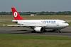 TC-JCV Airbus A310-304 c/n 476 Dusseldorf/EDDL/DUS 10-06-06
