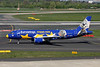 "D-ABDQ Airbus A320-214 c/n 3121 Dusseldorf/EDDL/DUS 19-04-19 ""Europa Park"""