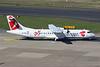 "OK-NFU Aerospatiale ATR-72-212A c/n 789 Dusseldorf/EDDL/DUS 06-04-18 ""95 Years"""